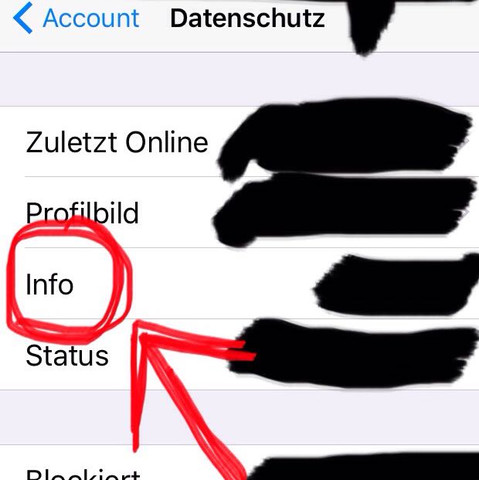 Whatsapp Status Datenschutz Infos It