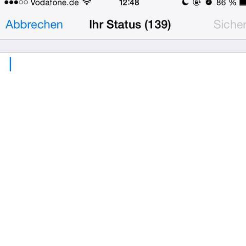 Soviel Zeichen bzw Buchstaben darf ich verwenden leerzeichen mitgezählt  - (Liebe, Beziehung, WhatsApp)