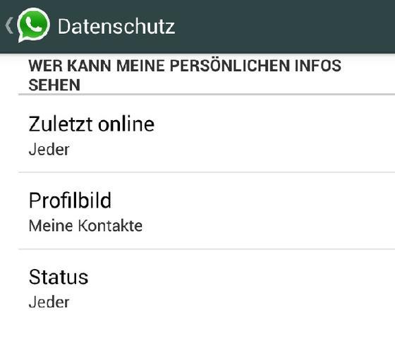 Datenschutz - (Handy, Android, App)