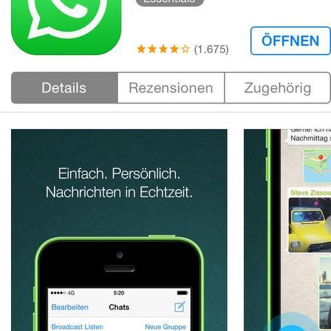 Whatsapp Update Wird Nicht Angezeigt Anruf