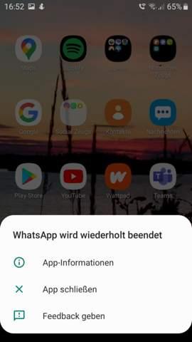Whatsapp Wird Beendet
