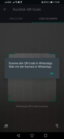 WhatsAppBusiness unter Windows?