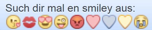 das spiel - (Lösung, Smiley, WhatsApp Spiel)