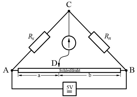 Wheatstone Brücke Widerstand Berechnen : wheatstone br cke widerstand ndert sich physik elektrotechnik ~ Themetempest.com Abrechnung