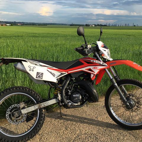 Wheelies mit meiner Beta RR 50 bj 2012?