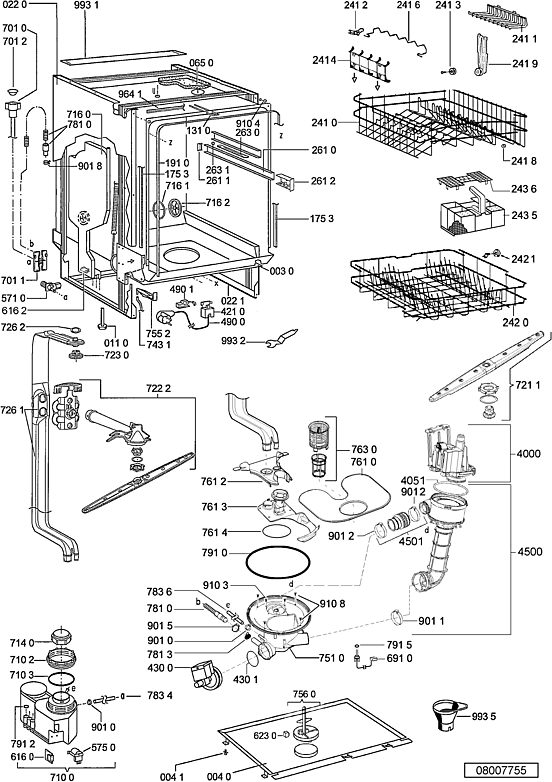 Meine Spülmaschine Blinkt 3 Mal Und Das Wasser Ist Kalt, Welches Bauteil  Könnte Defekt Sein? (Heizung, Spuelmaschine, Heizen)