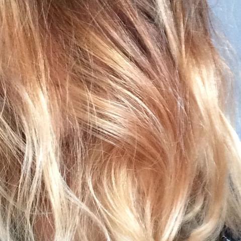 Meine - (Haare, directions, Gelbstich)