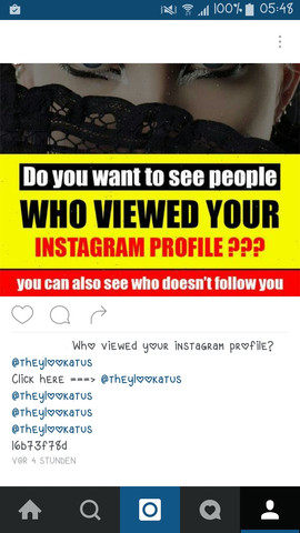 Ich hab meinen Account weg bearbeitet weil ich nicht wollte da sman das sieht - (instagram, gehackt)
