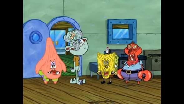 Why ist das neue Spongebob so komisch?