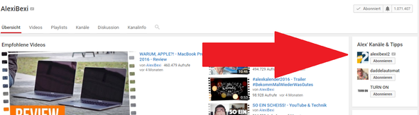 1 antwort - Youtube Video Bewerben