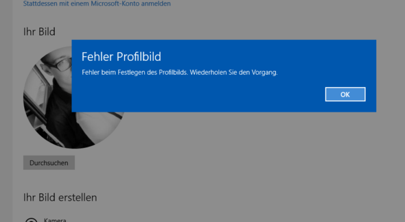 Problem - (Computer, Windows, Microsoft)