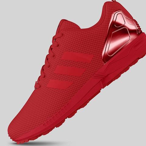 Adidas Zx Flux Rot Damen