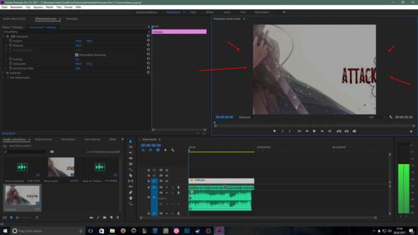 Screen - (Adobe, Premiere, Schneideprogramm)