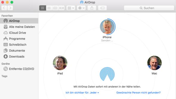 So soll es laut der Apple Website aussehen... - (Apple, Mac, Macbook)