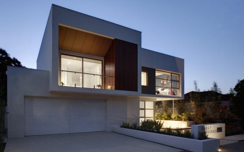 A Home That S Modern Inside And Out: Wie Alt ( Haltbarkeit) Kann Der Baustoff Beton Werden