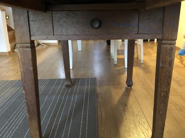 - (Möbel, Holz, alt)