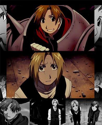 :D - (Anime, Alter, Brotherhood)