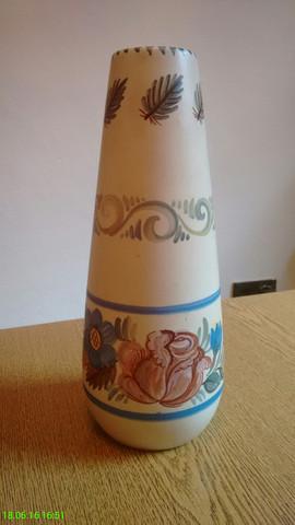 Vase  - (Geschirr, Krug)