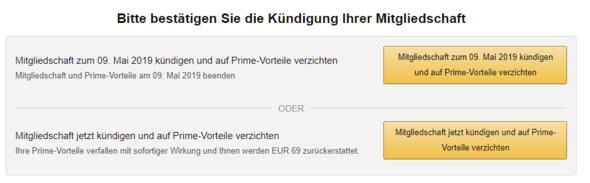 Amazon Prime Abo