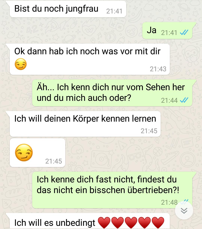 Whatsapp kettenbrief kennenlernen