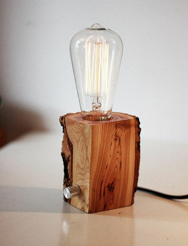 Wie baue ich diese Lampe?