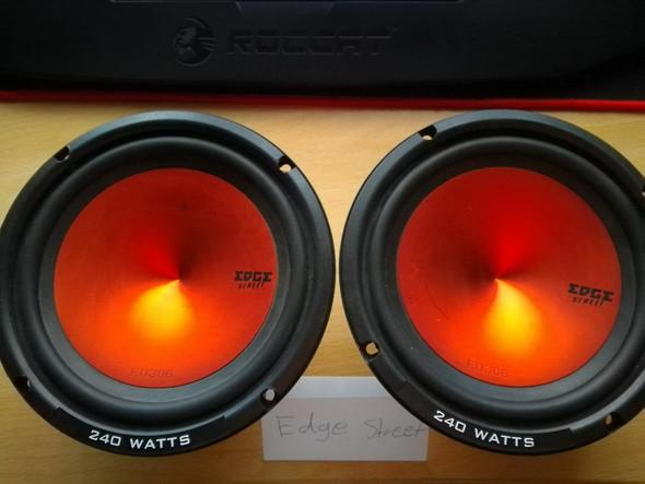 Edge Street ED306 240W - (Musik, Lautsprecher, Radio)