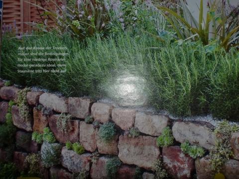 So soll das Beet in etwa aussehen... - (Garten, Hochbeet, Trockenmauer)