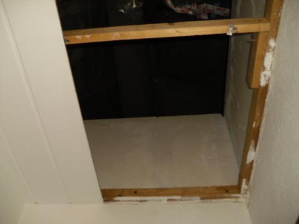 wie baue ich in diesem fall am besten eine fallt r ein handwerk holz handwerker. Black Bedroom Furniture Sets. Home Design Ideas
