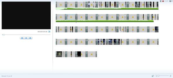 Der Fehler - (Error, Windows Movie Maker)