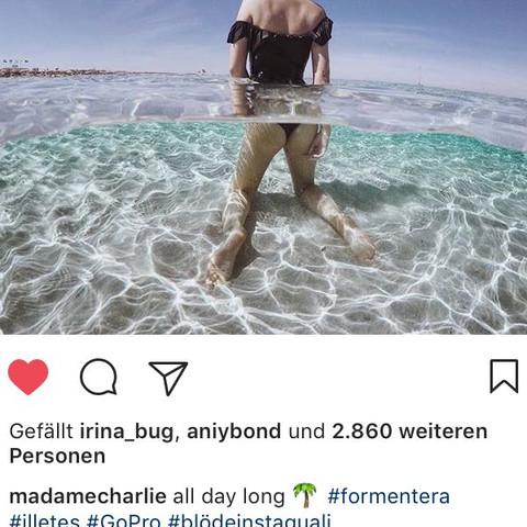 wie bekomm ich so ein unterwasser foto mit der gopro hin?