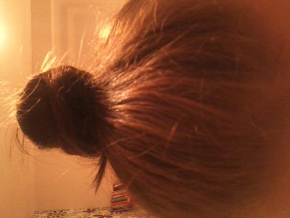 Mein Dutt - (Haare, Beauty, Styling)