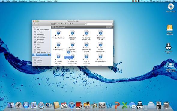 Alias - (Apple, iTunes, Mac)