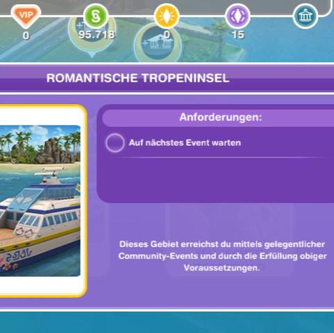 Bild 1 - (Sims, Event)