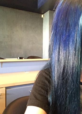 Wie Bekomme Ich Blau Aus Meinen Haaren Haare Farbe