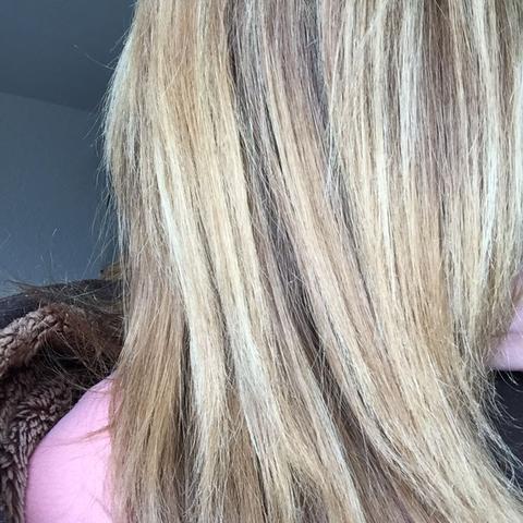 Blonde Haare  - (Haare, blond)