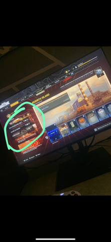 Wie bekomme ich das bei der Xbox weg?