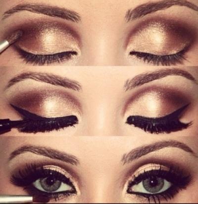 Wie Bekomme Ich Das Hin Augen Make Up Madchen Beauty