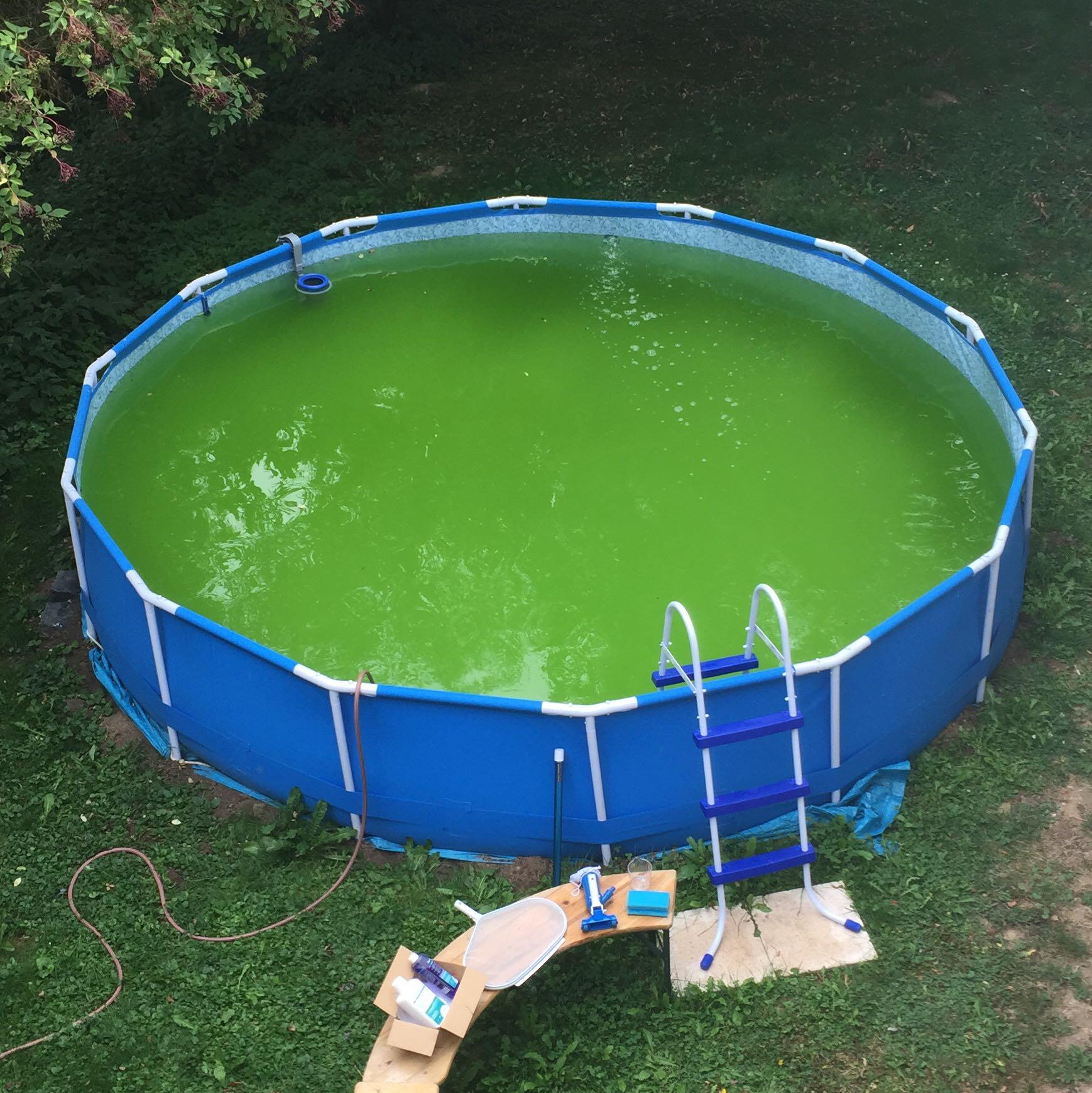 Gartenpool zum aufstellen designs kaufen bume gartenpool for Garten pool chlor