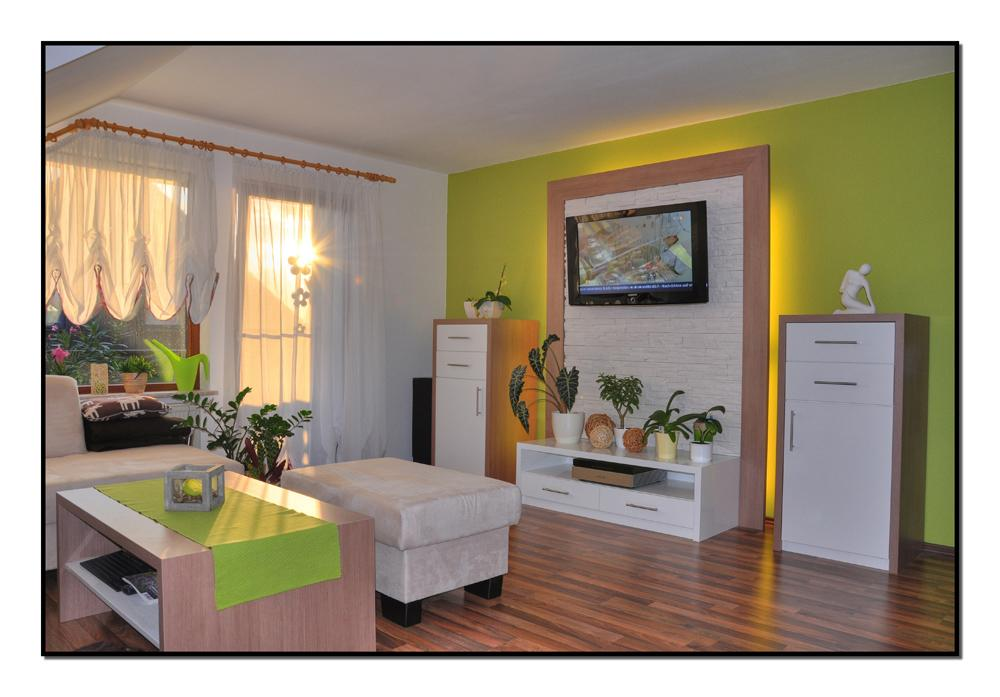 wie bekomme ich diese wandgestaltung hin siehe bild. Black Bedroom Furniture Sets. Home Design Ideas