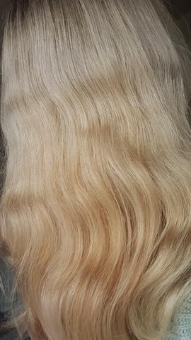 Wie bekomme ich diesen Gelbstich aus meinen Haaren rauś?