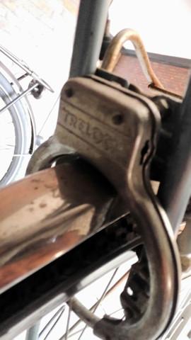 Schlossvorderseite - (Fahrrad, Schlosser, Sicherheitstechnik)