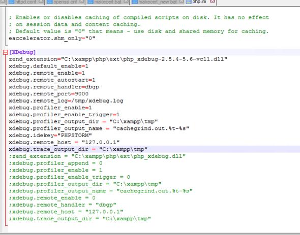 php.ini am Webserver - (Server, Netzwerk, PHP)