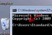 cmd - (Computer, Software)