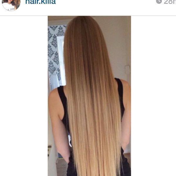 Wie kriegt man schone lange haare