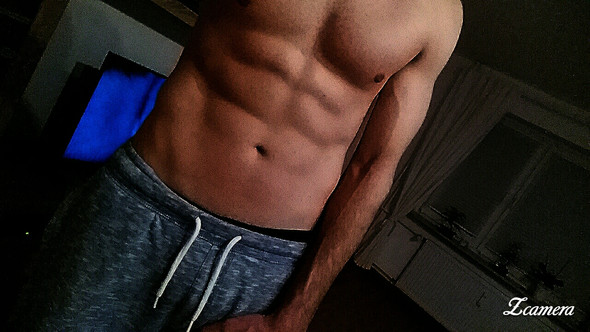 Bild - (Fitness, Sport sixpack)