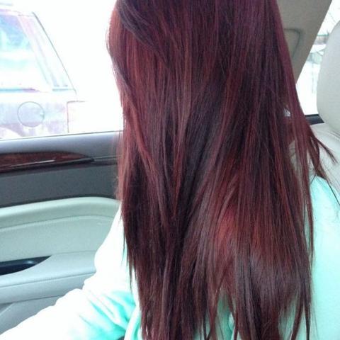 Wie Bekomme Ich Meine Haare Von Dunkelbraun Auf Rot Ohne Blondierung