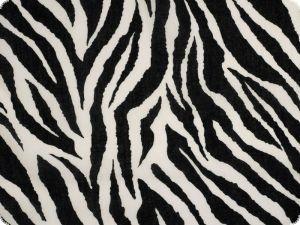 wie bekomme ihc ein zebramuster auf meine wand?