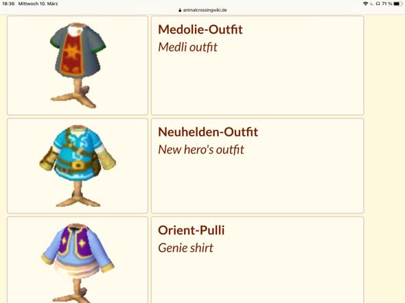 Wie bekommt man das Neu Helden Outfit in Animal Crossing New Leaf?