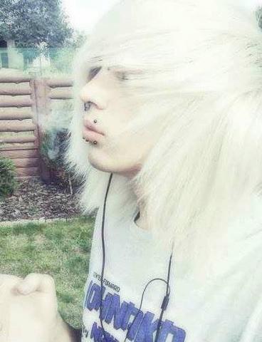 weiß - (Haare, Frisur, Friseur)