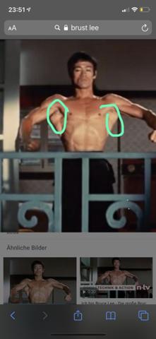 Wie bekommt man diese flugel Muskeln?
